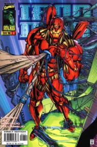 Iron Man (2nd Series) 1996 - 1997 #1