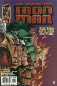 Iron Man (2nd Series) 1996 - 1997 #6