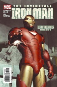 Iron Man (4th Series) 2005 - 2009 #2