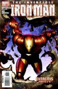 Iron Man (4th Series) 2005 - 2009 #6