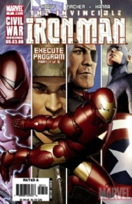Iron Man (4th Series) 2005 - 2009 #7