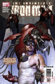 Iron Man (4th Series) 2005 - 2009 #8