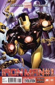 Iron Man (5th Series) 2013 - 2014 #1