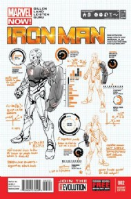 Iron Man (5th Series) 2013 - 2014 #2