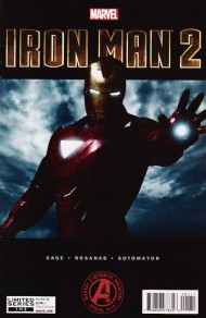 Iron Man 2 Adaptation (Marvel's) 2013 #1