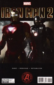 Iron Man 2 Adaptation (Marvel's) 2013 #2