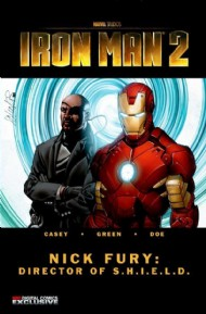 Iron Man 2: Nick Fury Director of S.H.I.E.L.D. 2010 #1