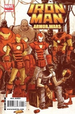 Iron Man and the Armor Wars #1