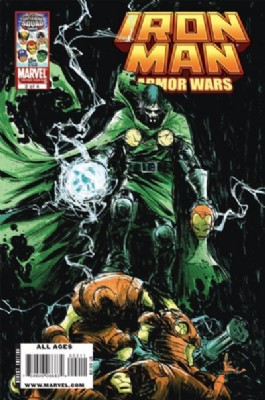 Iron Man and the Armor Wars #2