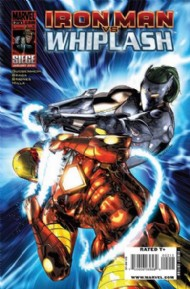 Iron Man Vs. Whiplash 2010 #2