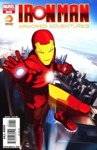 Iron Man: Armored Adventures 2009 #1