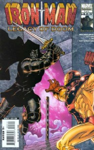 Iron Man: Legacy of Doom 2008 #3