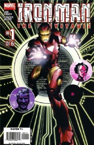 Iron Man: the Inevitable 2006 #1