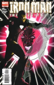 Iron Man: the Inevitable 2006 #4