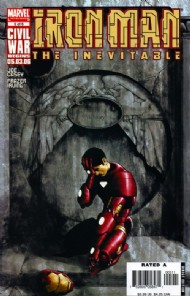 Iron Man: the Inevitable 2006 #5