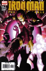 Iron Man: the Inevitable 2006 #6