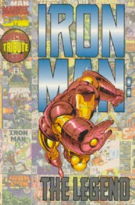Iron Man: the Legend 1996 #1