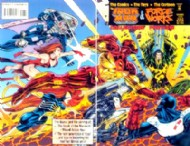 Iron Man/Forceworks Collectors' Preview 1994 #1