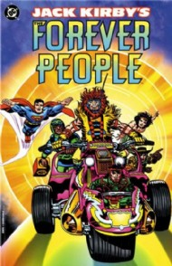 Jack Kirby's Forever People 1999