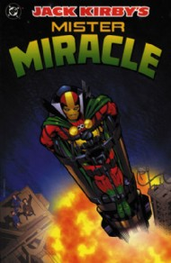 Jack Kirby's Mister Miracle 1998