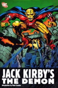 Jack Kirby's the Demon 2008
