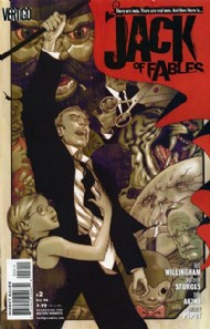 Jack of Fables 2006 - 2011 #2