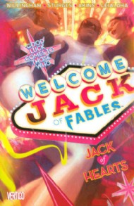 Jack of Fables: Jack of Hearts 2007