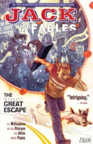 Jack of Fables: the (Nearly) Great Escape 2007