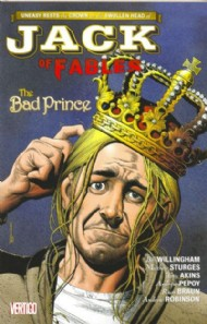 Jack of Fables: the Bad Prince 2008