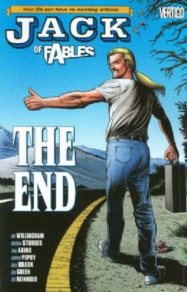 Jack of Fables: the End