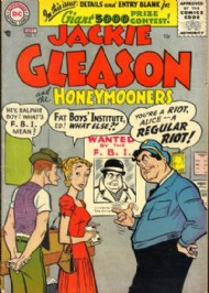 Jackie Gleason and the Honeymooners 1956 - 1958 #2