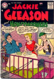 Jackie Gleason and the Honeymooners 1956 - 1958 #4