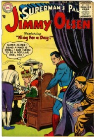 Jimmy Olsen, Superman's Pal 1954 - 1974 #4