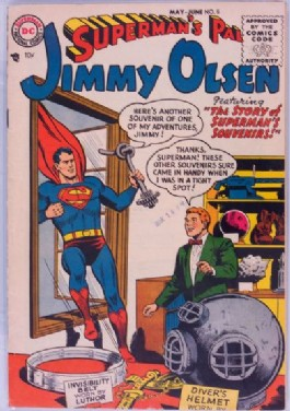 Jimmy Olsen, Superman's Pal #5