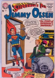 Jimmy Olsen, Superman's Pal 1954 - 1974 #5