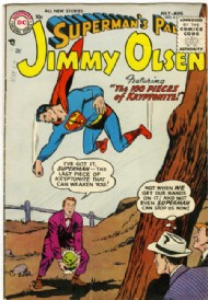 Jimmy Olsen, Superman's Pal 1954 - 1974 #6