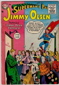 Jimmy Olsen, Superman's Pal 1954 - 1974 #8