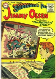 Jimmy Olsen, Superman's Pal 1954 - 1974 #9