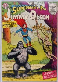 Jimmy Olsen, Superman's Pal 1954 - 1974 #10