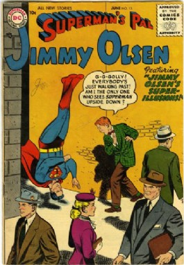 Jimmy Olsen, Superman's Pal #13