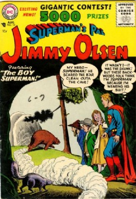 Jimmy Olsen, Superman's Pal #14