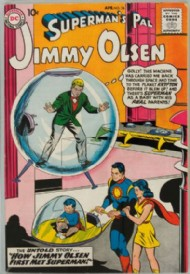 Jimmy Olsen, Superman's Pal 1954 - 1974 #36
