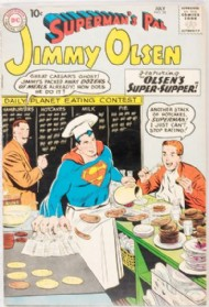 Jimmy Olsen, Superman's Pal 1954 - 1974 #38