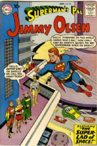 Jimmy Olsen, Superman's Pal 1954 - 1974 #39