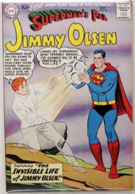 Jimmy Olsen, Superman's Pal 1954 - 1974 #40
