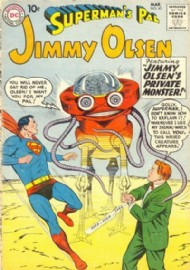 Jimmy Olsen, Superman's Pal 1954 - 1974 #43