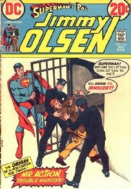 Jimmy Olsen, Superman's Pal 1954 - 1974 #155