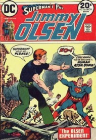 Jimmy Olsen, Superman's Pal 1954 - 1974 #161