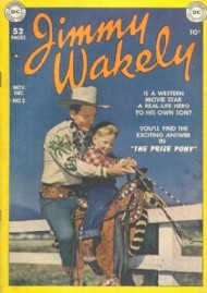 Jimmy Wakely 1949 - 1952 #2