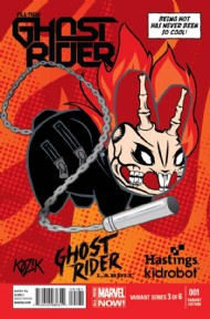 All-New Ghost Rider 2014 #1